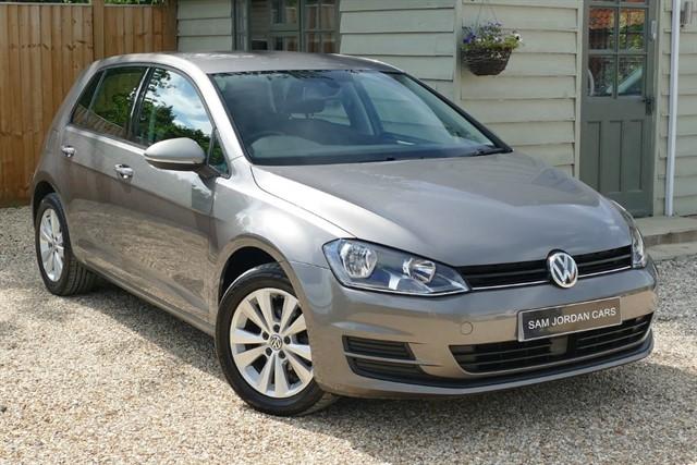 used VW Golf 1.6 SE TDI BLUEMOTION TECHNOLOGY in bury-st-edmunds-suffolk