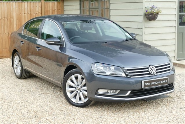 used VW Passat HIGHLINE TDI BLUEMOTION TECHNOLOGY in bury-st-edmunds-suffolk