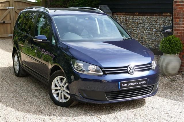 used VW Touran 2.0 SE TDI BLUEMOTION TECHNOLOGY in bury-st-edmunds-suffolk
