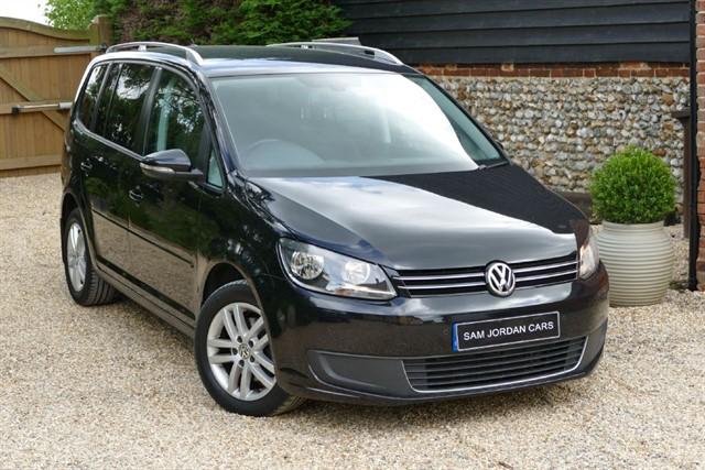 used VW Touran 1.6 SE TDI BLUEMOTION TECHNOLOGY in bury-st-edmunds-suffolk