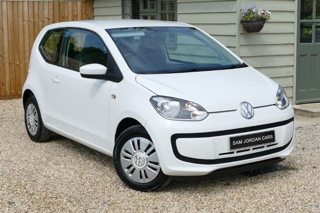 used VW Up 1.0 MOVE UP in bury-st-edmunds-suffolk