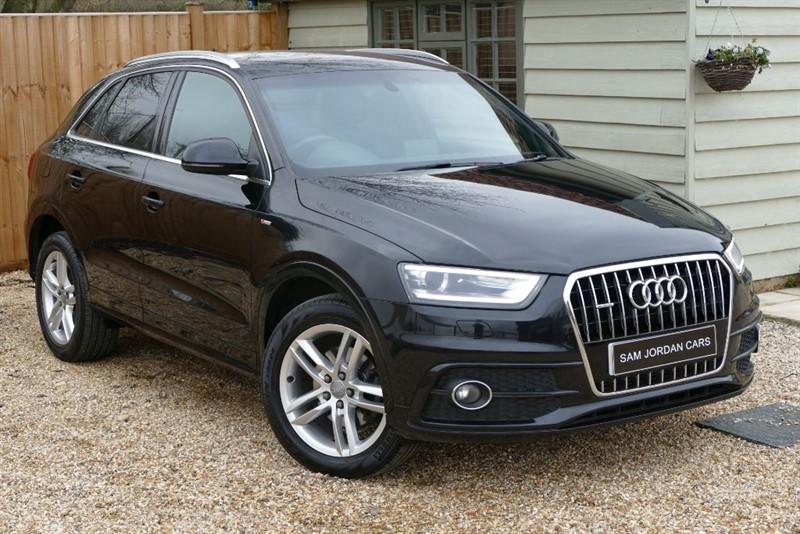 Audi Q3 for sale