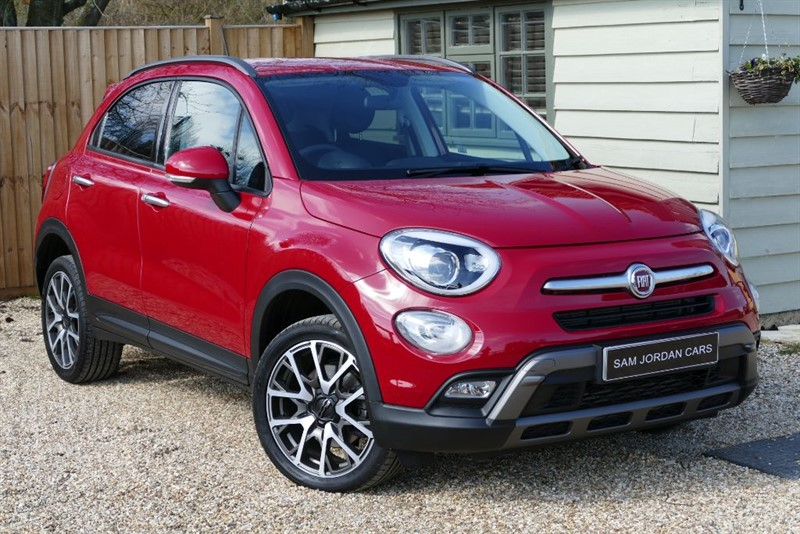 Fiat 500X for sale