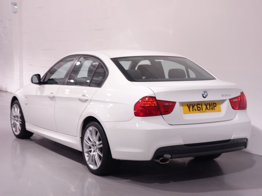 used white bmw 318d for sale hampshire. Black Bedroom Furniture Sets. Home Design Ideas