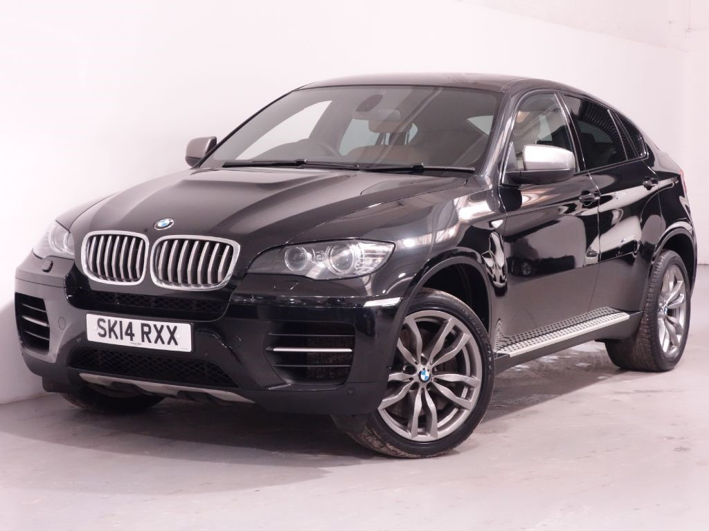 Used Black Bmw X6 M For Sale Hampshire