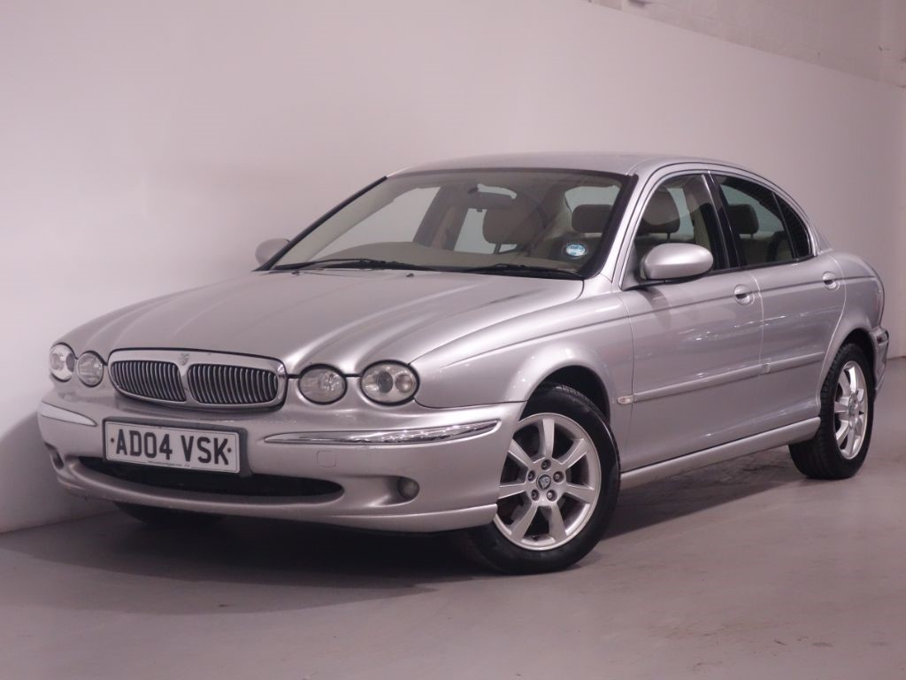 used silver jaguar x type for sale hampshire. Black Bedroom Furniture Sets. Home Design Ideas