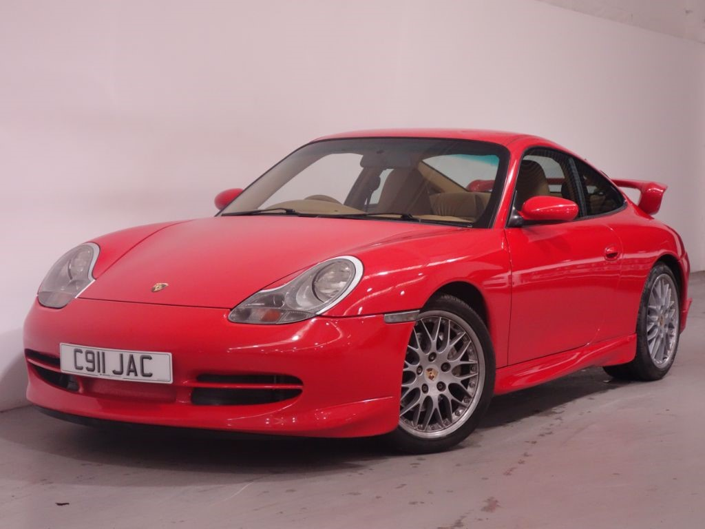 Used Red Porsche 911 for Sale   Hampshire