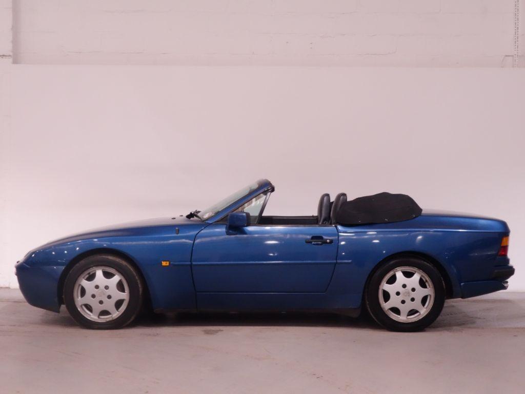 Used Blue Porsche 944 For Sale Hampshire