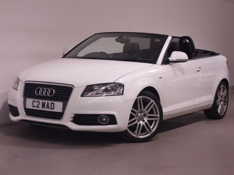 used Audi A3 TFSI S LINE - LEATHER - PARKING SENSORS - LOW MILES  in surrey