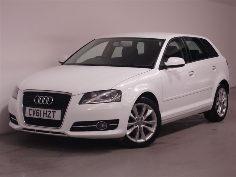 "used Audi A3 SPORTBACK TDI SPORT-6SPEED-17"" ALLOYS-AUTO START STOP in surrey"