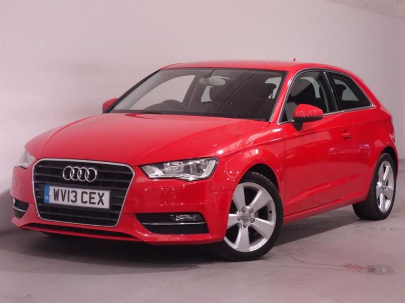 used Audi A3 TDI SPORT - BLUETOOH - VERY ECONOMICAL - 0 POUNDS TAX  in surrey