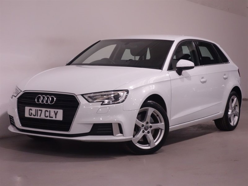 used Audi A3 TFSI SPORT - SAT NAV - BLUETOOTH - DAB RADIO - LOW MILES - DRIVE SELECT in surrey
