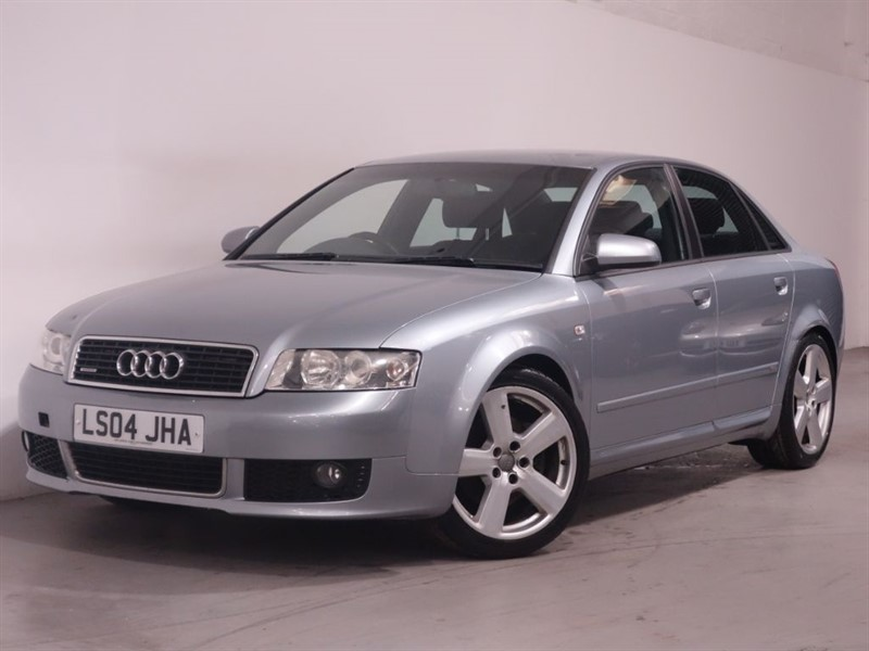 used Audi A4 T QUATTRO S LINE - PARKING SENSORS-BOSE SOUND-SEMI LEATHER SEATS in surrey