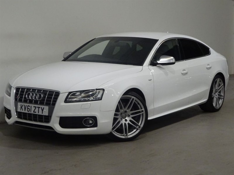 used Audi S5 S5 3.0 TFSI SPORTBACK S TRONIC QUATTRO 5DR in surrey