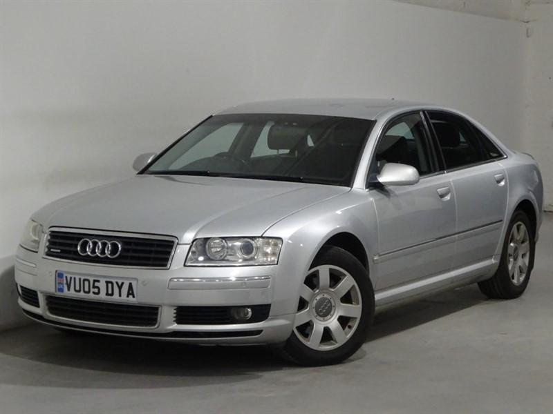 used Audi A8 TDI QUATTRO in surrey