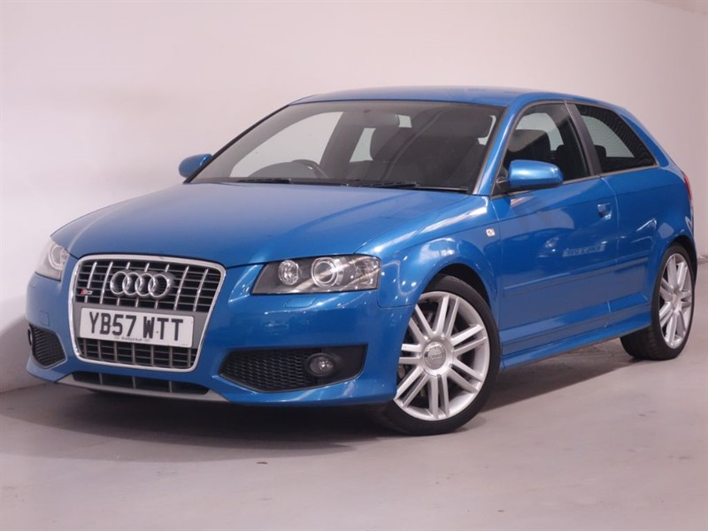 used Audi S3 S3 TFSI QUATTRO- LOW WARRANTED MILES- in surrey