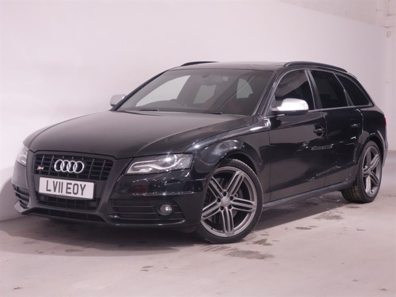 used Audi S4 Avant S4 AVANT QUATTRO - LEATHER - BLUETOOTH - SAT NAV - LOW MILES - STUNNING  in surrey