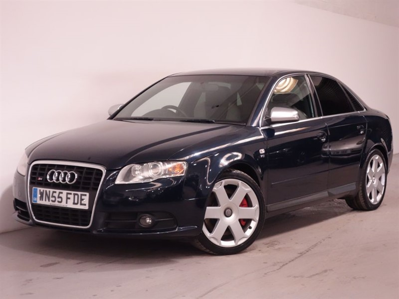 used Audi S4 S4 QUATTRO in surrey