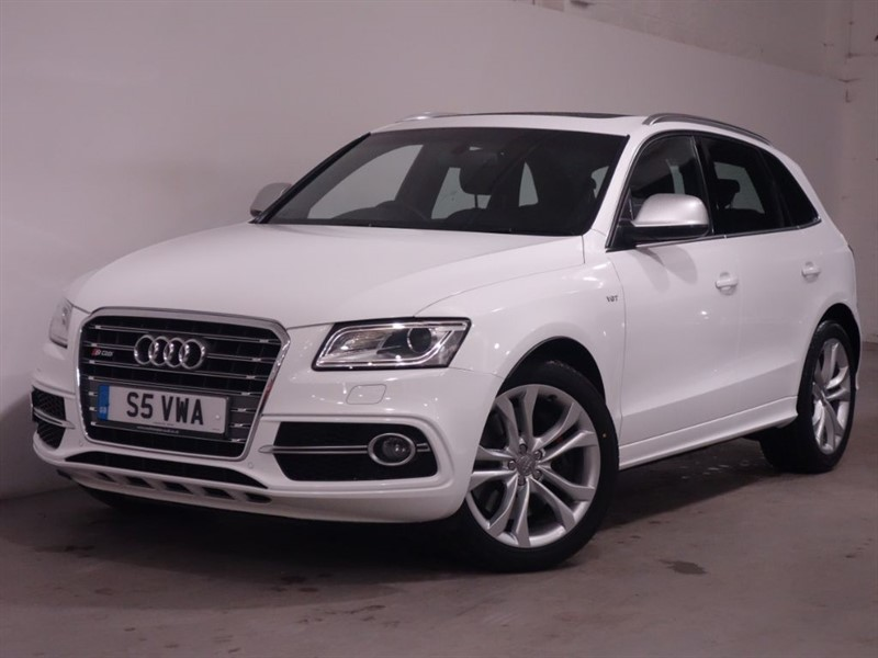 used Audi SQ5 SQ5 TDI QUATTRO | PANORAMIC GLASS SUNROOF | TECHNOLOGY PACK | SATNAV |FASH  in surrey