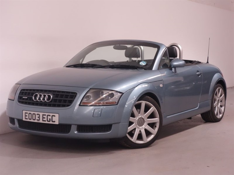 used Audi TT ROADSTER QUATTRO - LEATHER - HEATED SEATS  in surrey