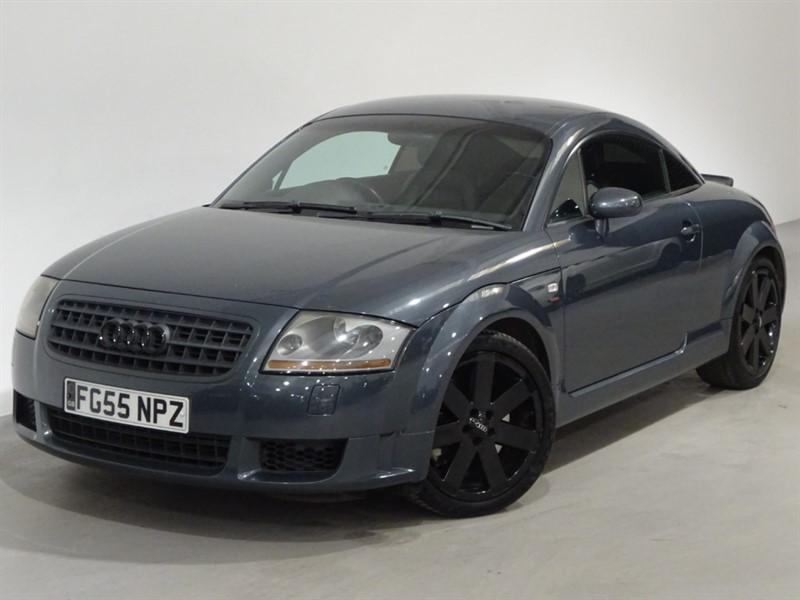 used Audi TT V6 QUATTRO in surrey