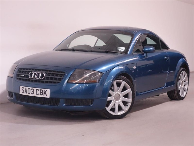 used Audi TT QUATTRO in surrey