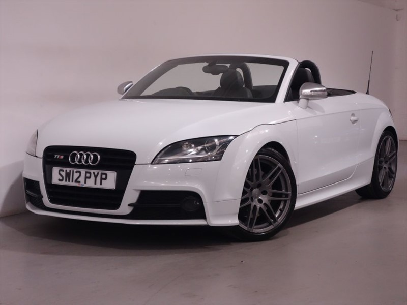 used Audi TTS TTS TFSI QUATTRO S LINE BLACK EDITION - LEATHER - 268BHP - SAT NAV  in surrey