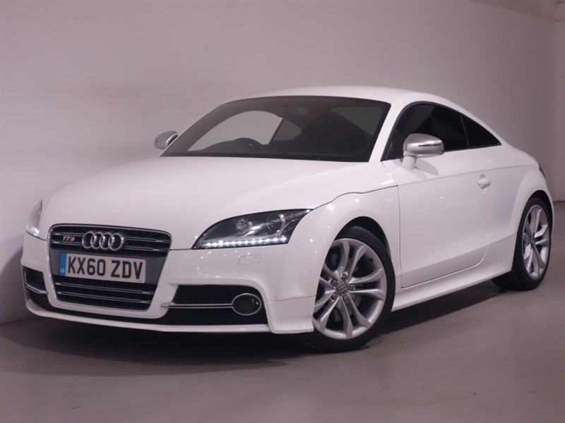 used Audi TTS TTS TFSI QUATTRO - SAT NAV - BLUETOOTH - LEATHER  in surrey