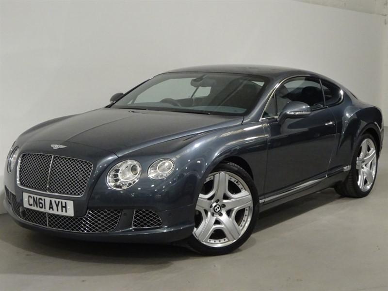 used Bentley Continental SAT NAV - CRUISE CONTROL - MULLINER DRIVING SPEC in surrey