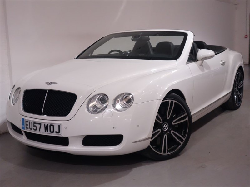 used Bentley Continental GTC CONTINENTAL in surrey
