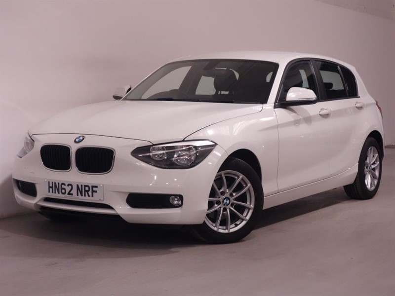 used BMW 116d SE - LOW MILES - BLUETOOTH - SAT NAV - CRUISE CONTROL - PARKING SENSORS in surrey
