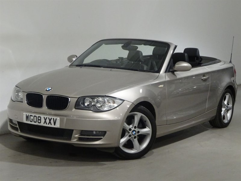 used BMW 120d SE in surrey