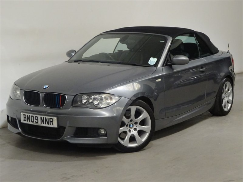 used BMW 123d M SPORT in surrey
