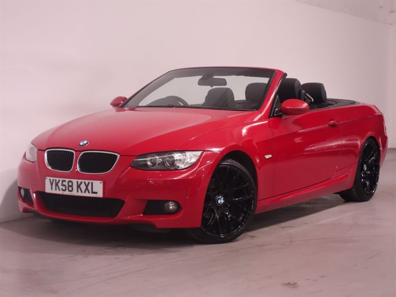 used BMW 320i M SPORT - BLUETOOTH - PARKING SENSORS - STUNNING EXAMPLE in surrey