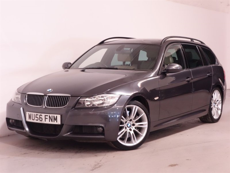 used BMW 335i M SPORT TOURING - VERY RARE 335I MODEL - STUNNING EXAMPLE  in surrey