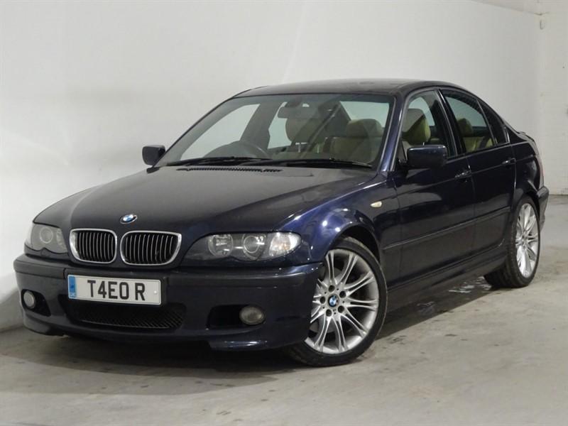 used BMW 330i SPORT in surrey