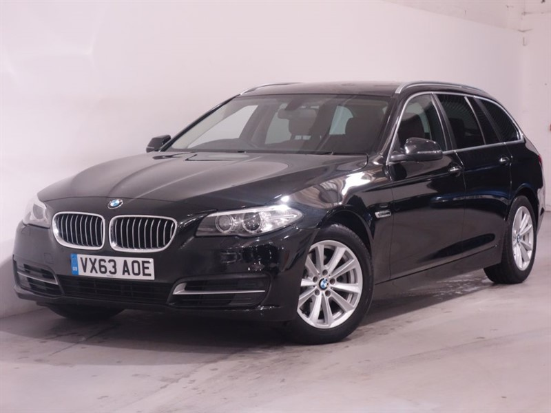 used BMW 520d SE TOURING - BMW WARRANTY UNTIL SEP 2018 - 1 OWNER - 62MPG - 180 BHP in surrey