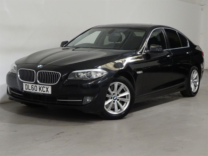 used BMW 530d SE in surrey