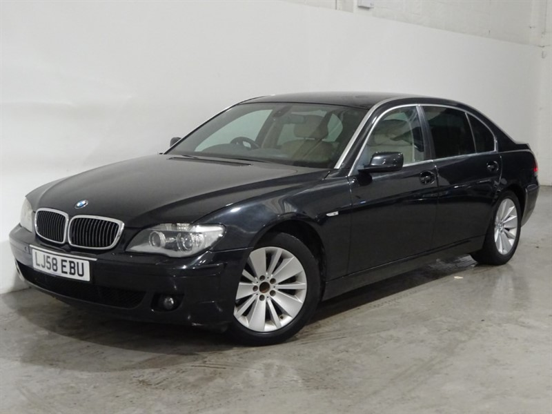 used BMW 730Ld SE in surrey