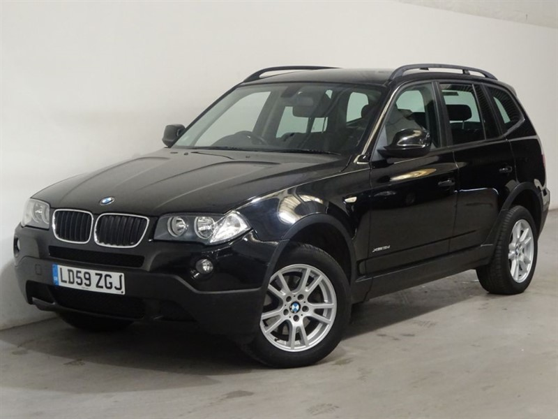used BMW X3 XDRIVE18D SE in surrey