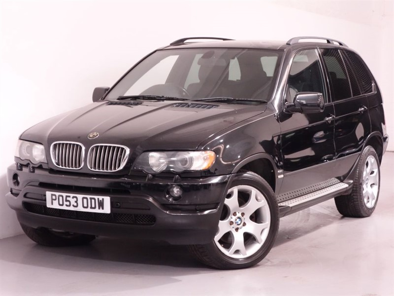 used BMW X5 SPORT - FULL LEATHER INTERIOR - PARKING SENSORS in surrey