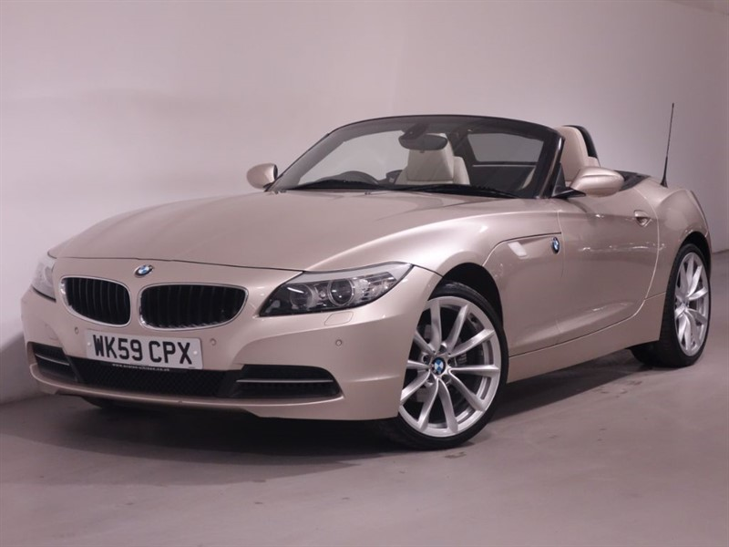 used BMW Z4 SDRIVE23I ROADSTER - LOW MILES - AUTO - FSH in surrey