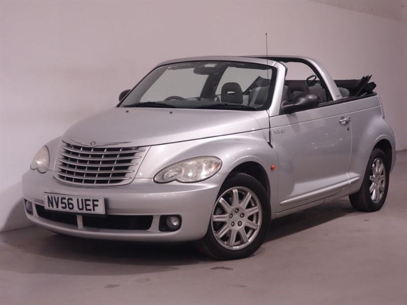 used Chrysler PT Cruiser TOURING - LOW MILES - BLUETOOTH - STUNNING EXAMPLE - CRUISE CONTROL in surrey