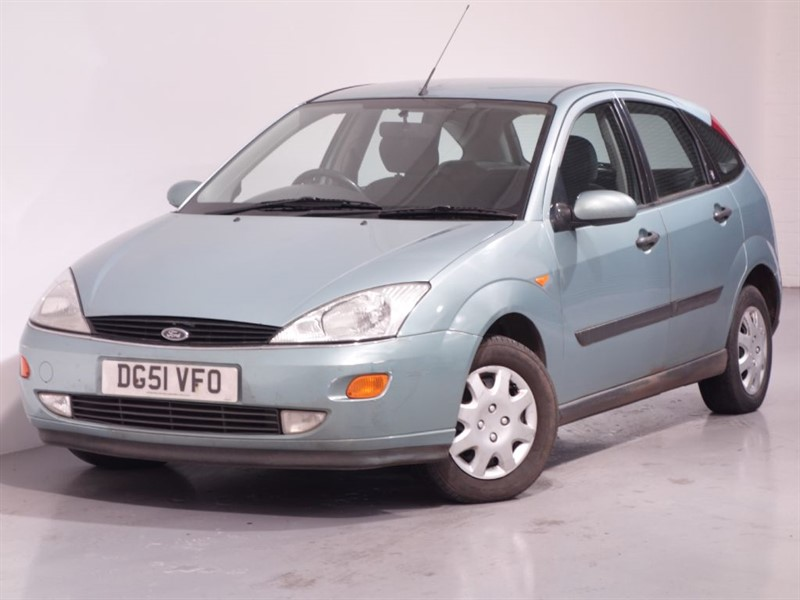 used Ford Focus GHIA in surrey
