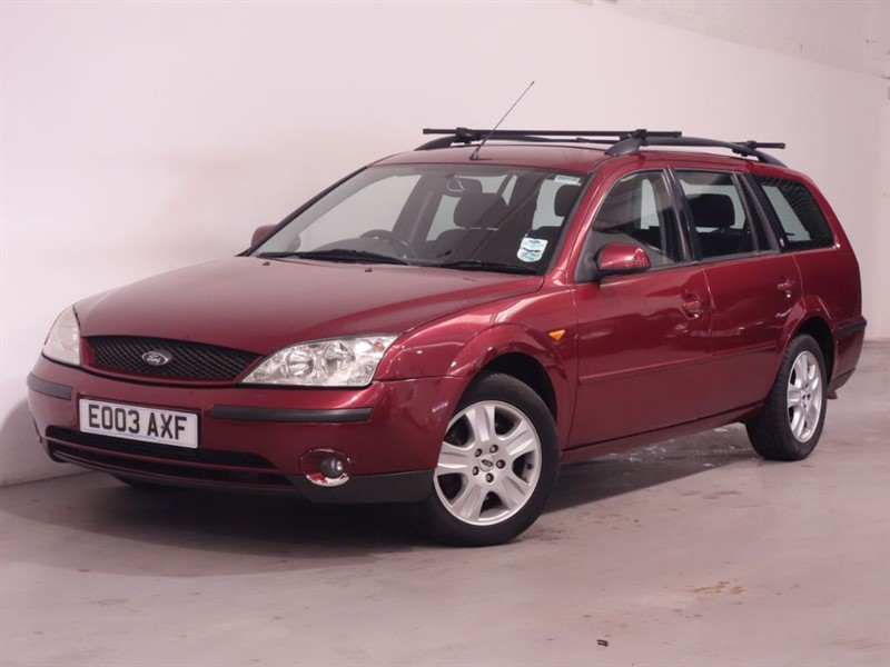 used Ford Mondeo ZETEC S TDCI - CD PLAYER - TOW BAR WITH ELECTRICS - 6 SPEED MANUAL ESTATE in surrey