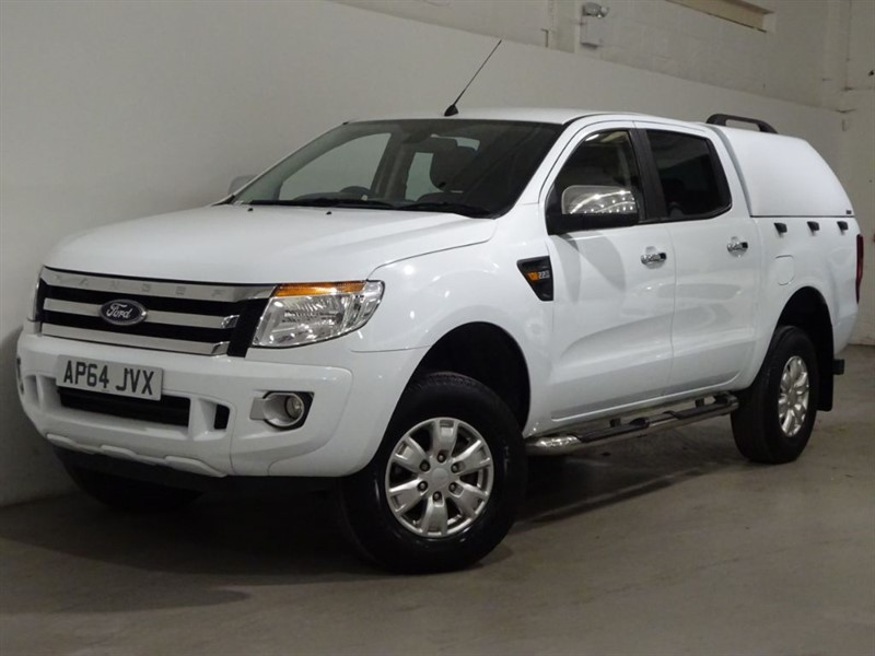 used Ford Ranger XLT in surrey