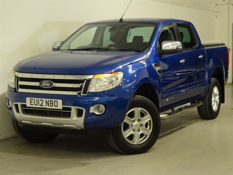 used Ford Ranger LIMITED in surrey