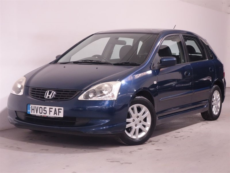 used Honda Civic SE - IDEAL FIRST CAR - 5 DOOR - 2 KEEPERS FROM NEW in surrey