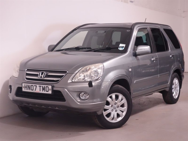 used Honda CR-V I-VTEC EXECUTIVE - LOW MILES - SUNROOF - LEATHER - STUNNING EXAMPLE in surrey
