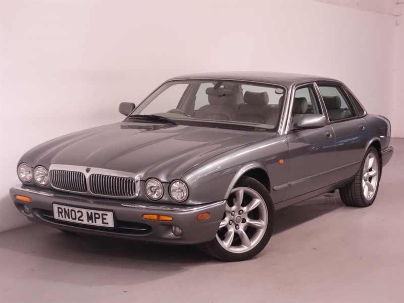 Jaguar XJ for sale